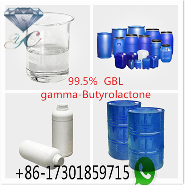 Supply 99% High Purity Gamma-Butyrolactone GBL Safety solvent With Safe Delivery