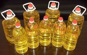 100%  SUNFLOWER OIL