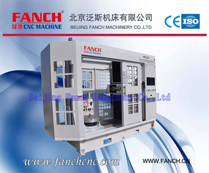 Wood CNC Vertical 3D Engraving Machine[FC-0615AY]