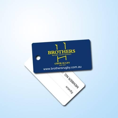 Hang Tag Card