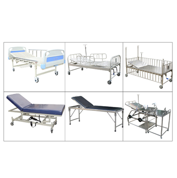 manual hospital bed LK206P-1RW