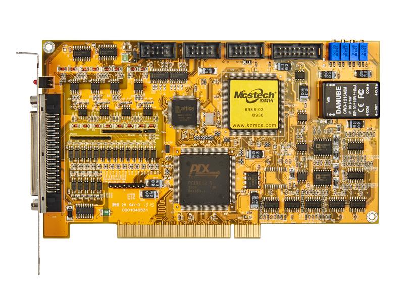 MTC-410/411 Motion Control Card