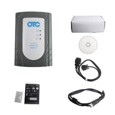 OTC GTS IT3 Diagnostic Tool For Toyota GTS Denso VIM Interface