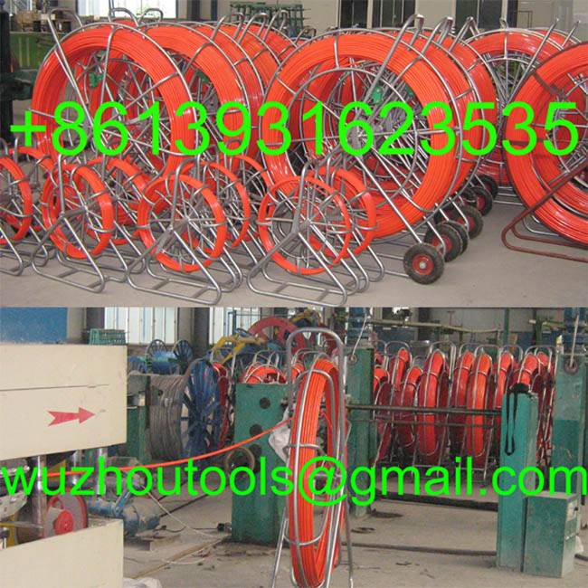 Detectable Conduit Rodders Professional manufacturer