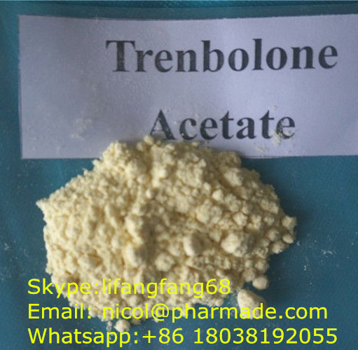 Trenbolone Acetate 99% Purity 100mg Trenbolone Steroid Powder