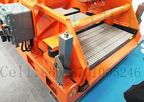 Oil Rig Mud System Linear Motion Shale Shaker