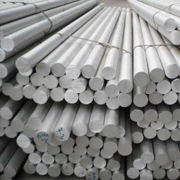 Aluminum Rod Extrusions with 600mm Maximum Diameter