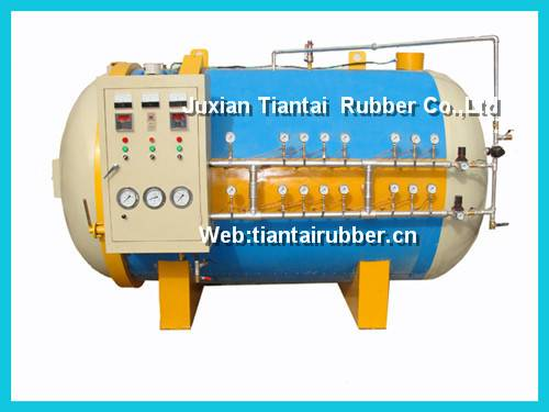 High quality truck tire retreading machine- tyre curing chamber
