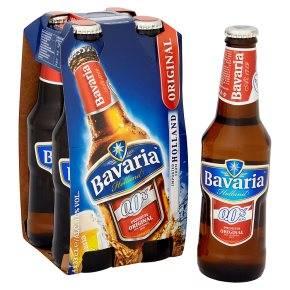 Bavaria 0,0% beer