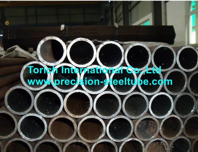 DIN EN 10210-1 Structural Steel Pipe / Carbon Steel Hot Finished Seamless Tube