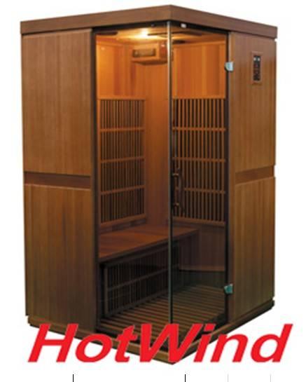 luxury Far Infrared Sauna Red cedar suana