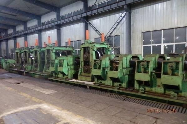 325 Steel Tube Machinery
