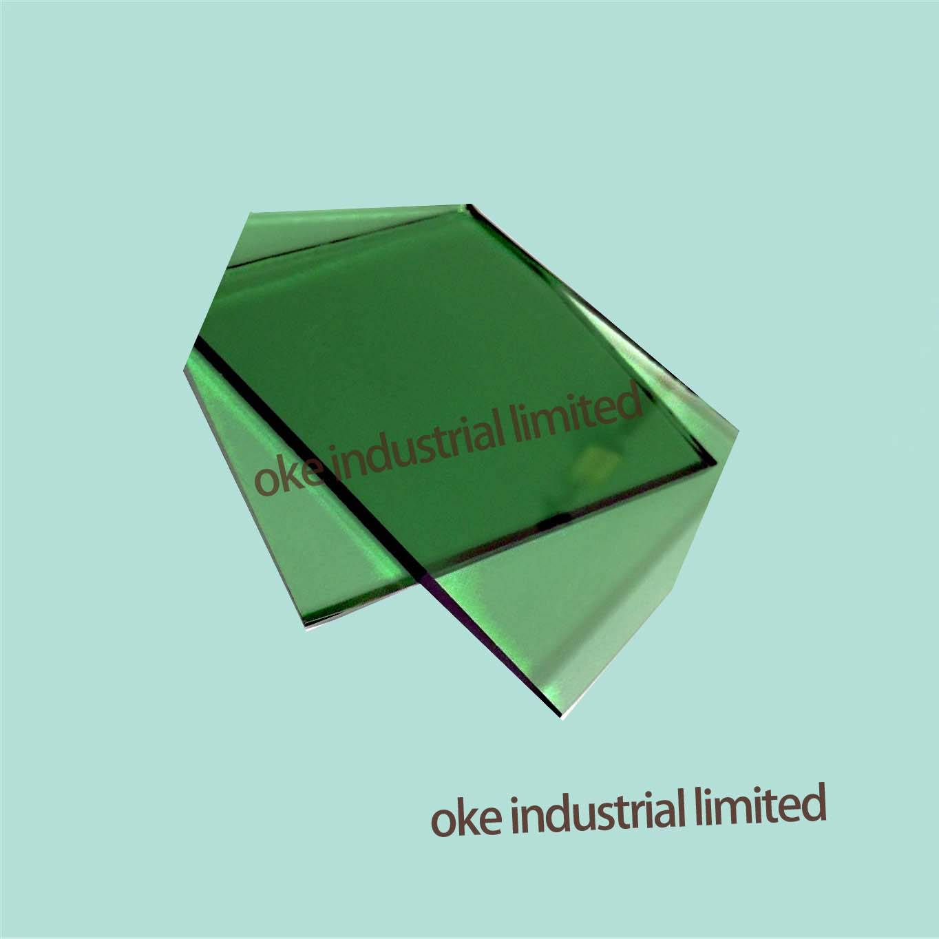 3.2MM  F-GREEN FLOAT GLASS