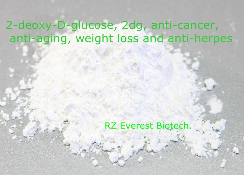 CAS 154-17-6 anti cancer and weight loss 2-deoxy-d-glucose, cancer treatment