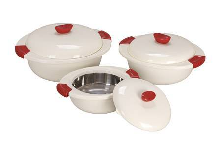3PCS Hot Pot Set/Insulated Food container