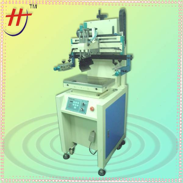HS-350P automatic flat silk screen printing machine