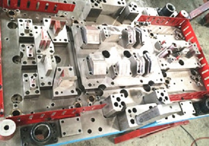 CNC machined Parts-Precision metal mould
