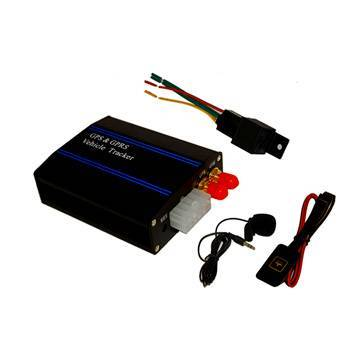 Global accurate and real time vehicle gps tracker