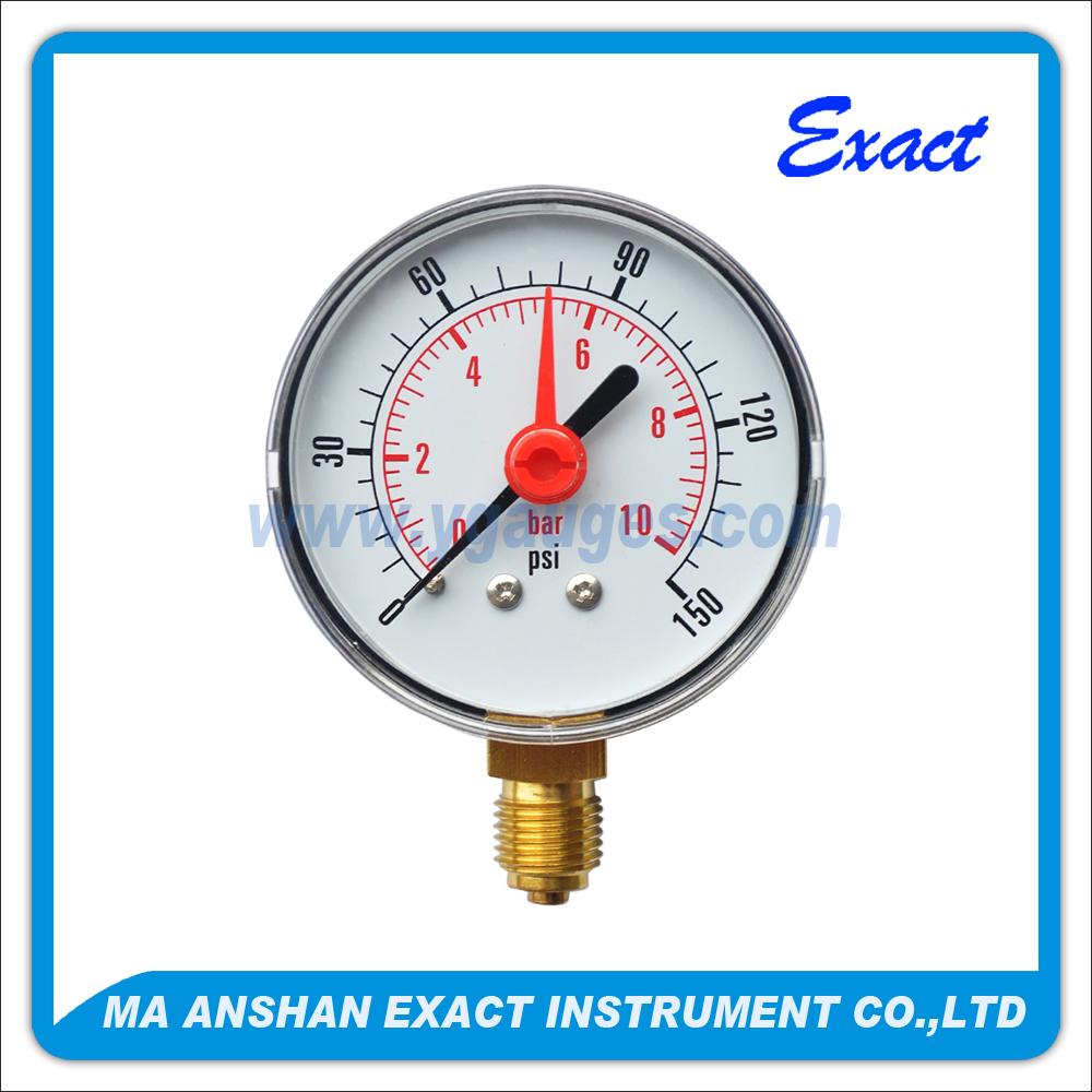 Alarm Type Pressure Gauge