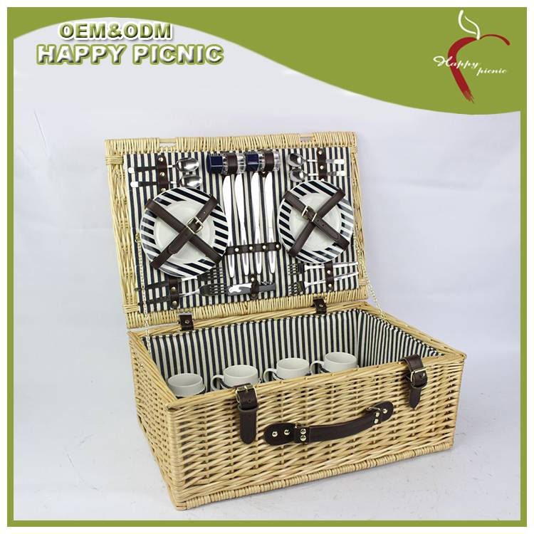 Picnic Basket for 4 person