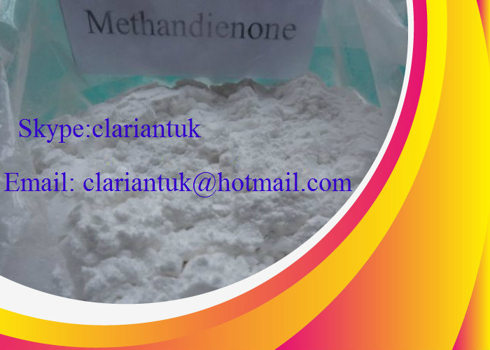 Dianabol 72-63-9 D-bol Raw Hormone Methandrostenolone Oral Steroids