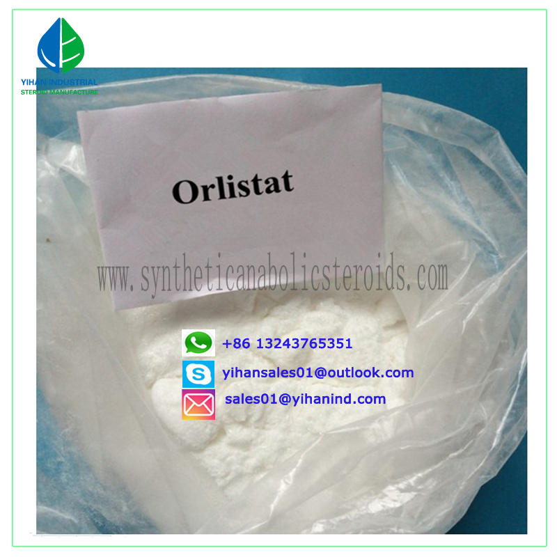 China Supplier Best Quality Orlistat Weight Loss Venical Powder 96829-58-2 Judy