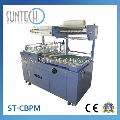 ST-CBPM Textile Machinery Automatic Cardboard Bolt Packing Machine