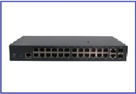 BAUDCOM BD-S2200I Series 100M/1000M Carrier-Level Access Switches