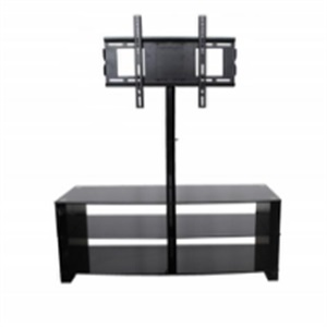 simple style glass tv stand