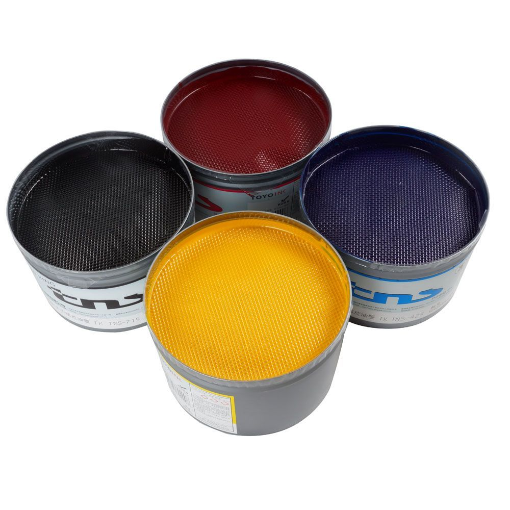 Gravuring Heat Transfer Printing Ink