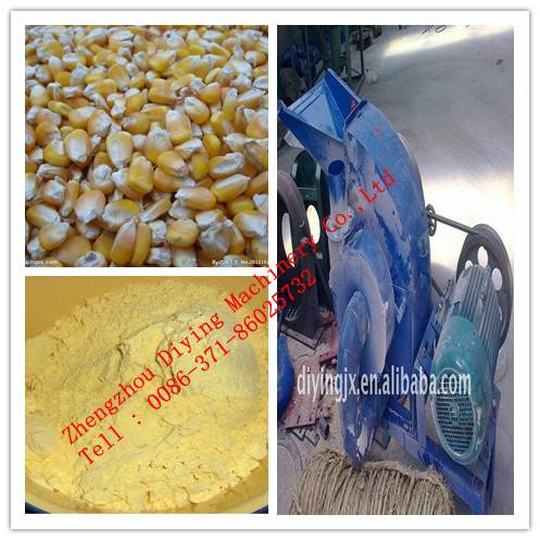 electric corn/maize grinder/mill for super maize meal