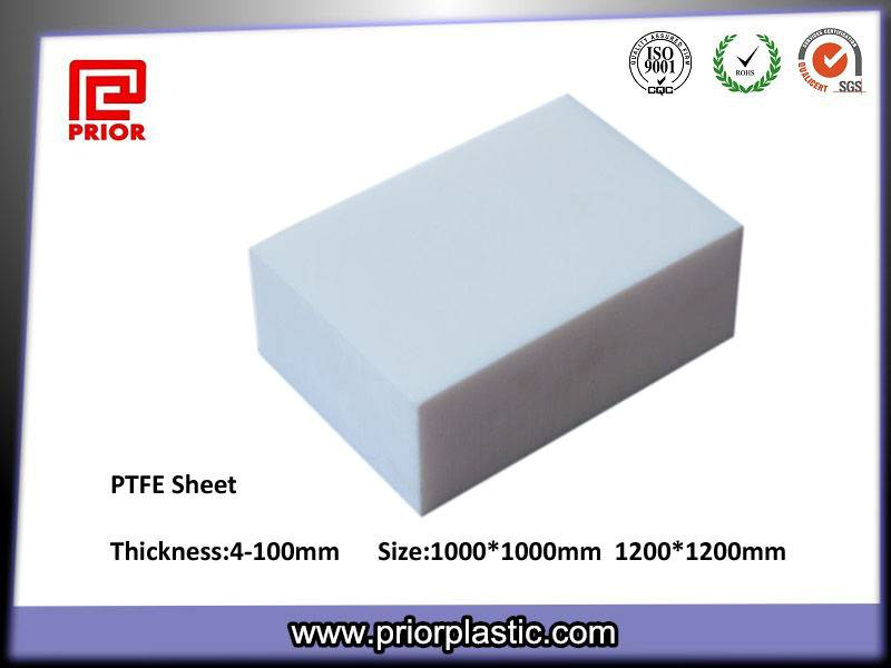 High Quality PTFE Sheet From Factory