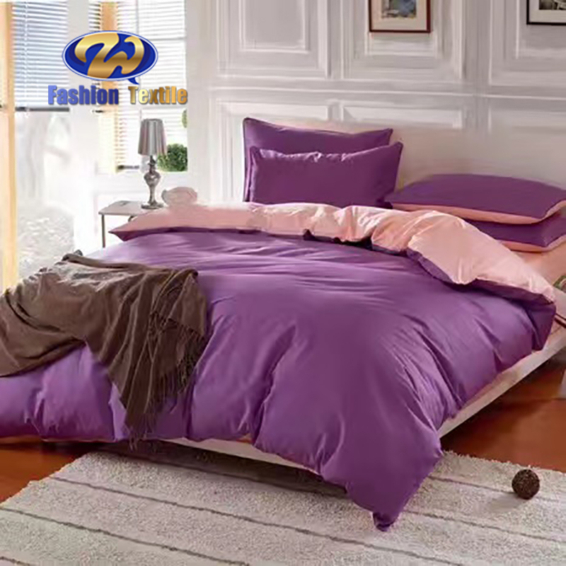 Purple and pink bedding sets for teen
