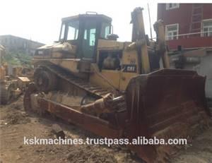 used caterpillar bulldozer D8L