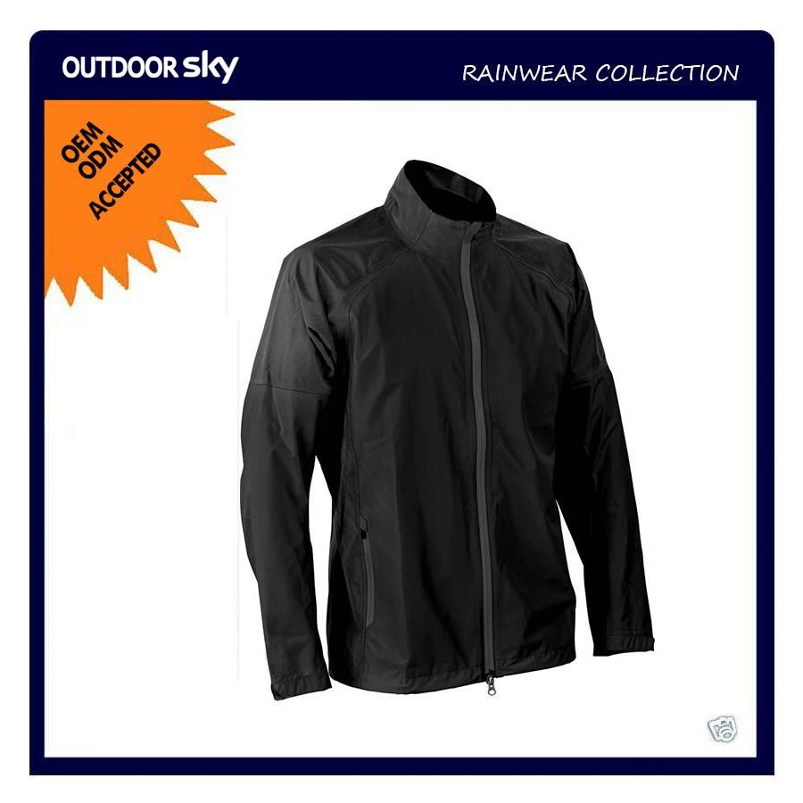 men's outdoor rain jacket