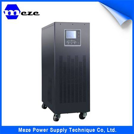 3 phase 10kva online ups power supply