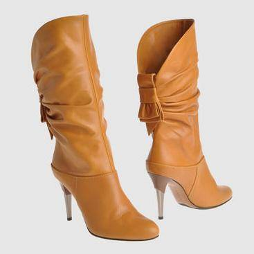Elegant lady shoes and best selling women's boot