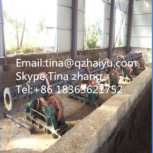 Kenya concrete pole machinery
