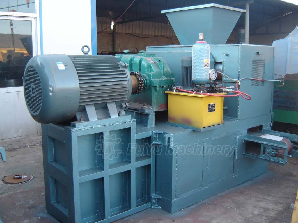 New Product Desulfurization Gypsum Briquette Machine from Fuyu Machinery