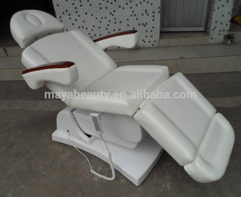 MY-1223 new design electric facial bed / beauty salon massage bed (CE Approval )