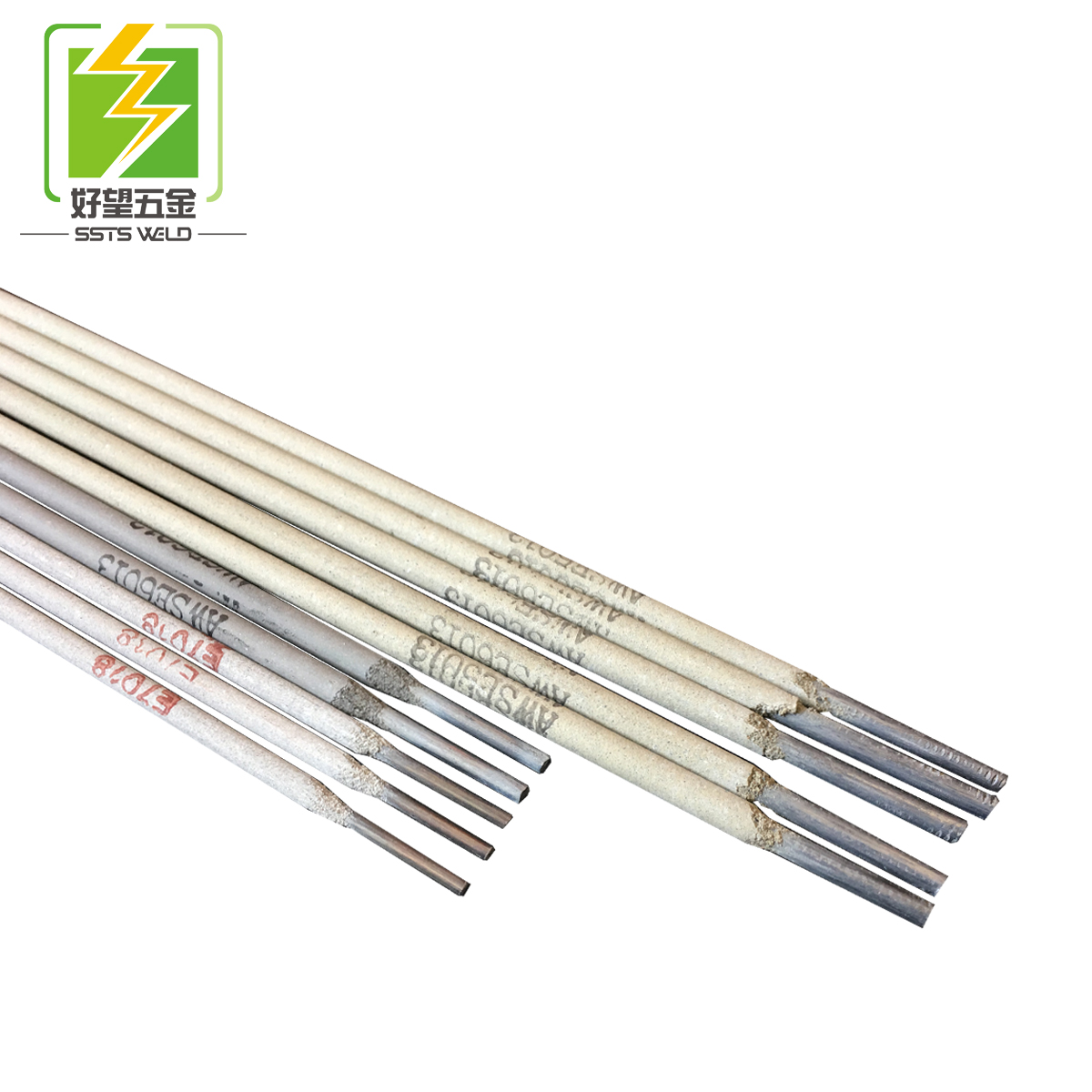 A grade quality low carbon/mild steel Welding electrodes making machine welding rods AWS E6013 J421