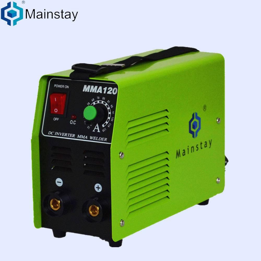 Inverter mma/arc 120A mos welding machine