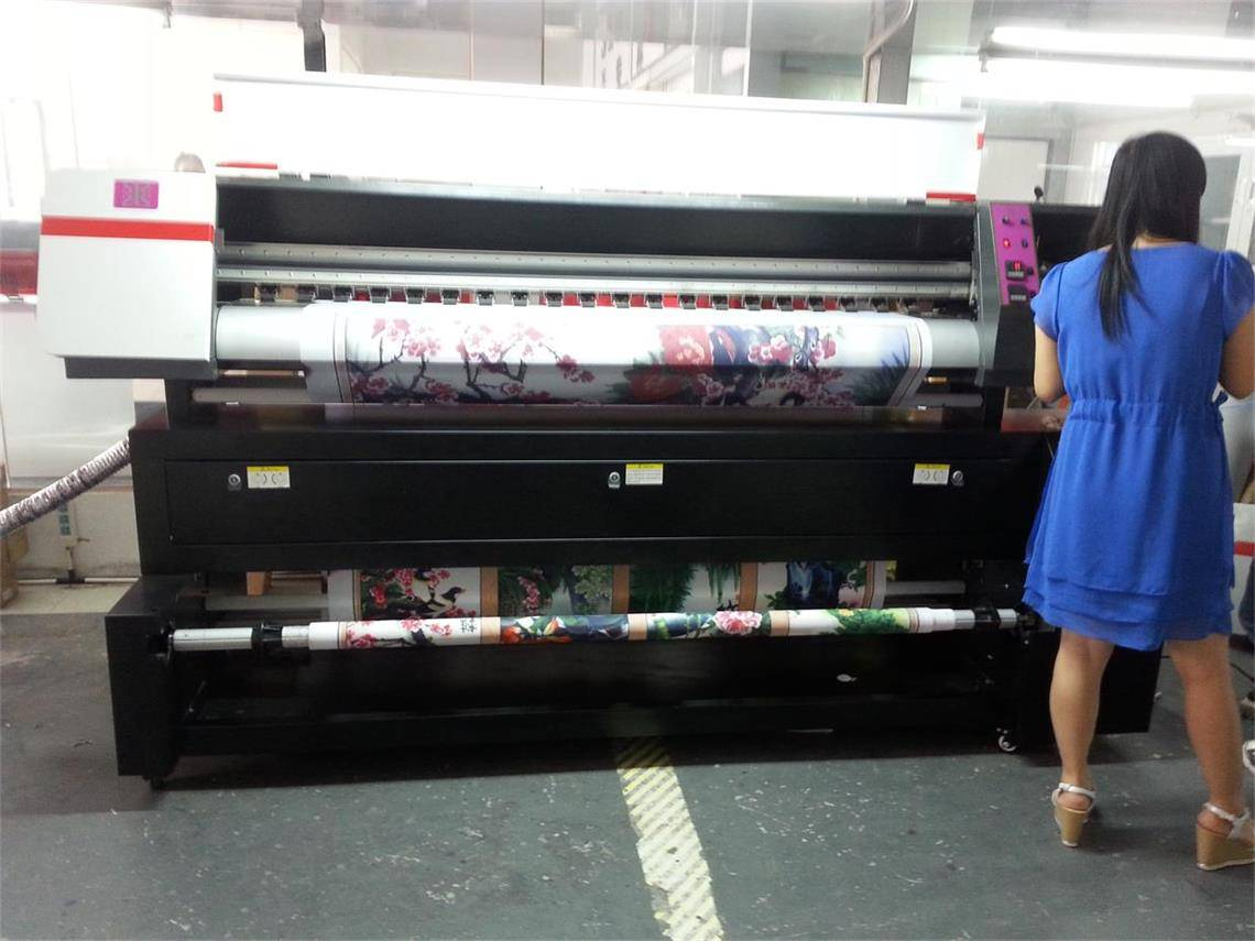 Sublimation Textile Printer Directly to Fabric 1.8m