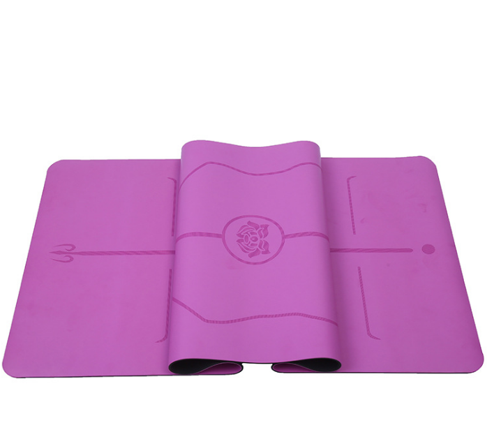 NBR Non-slip Yoga mat Gym Mat OEM are available