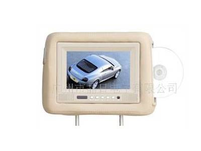 good quality car headrest DVD player JR-7228