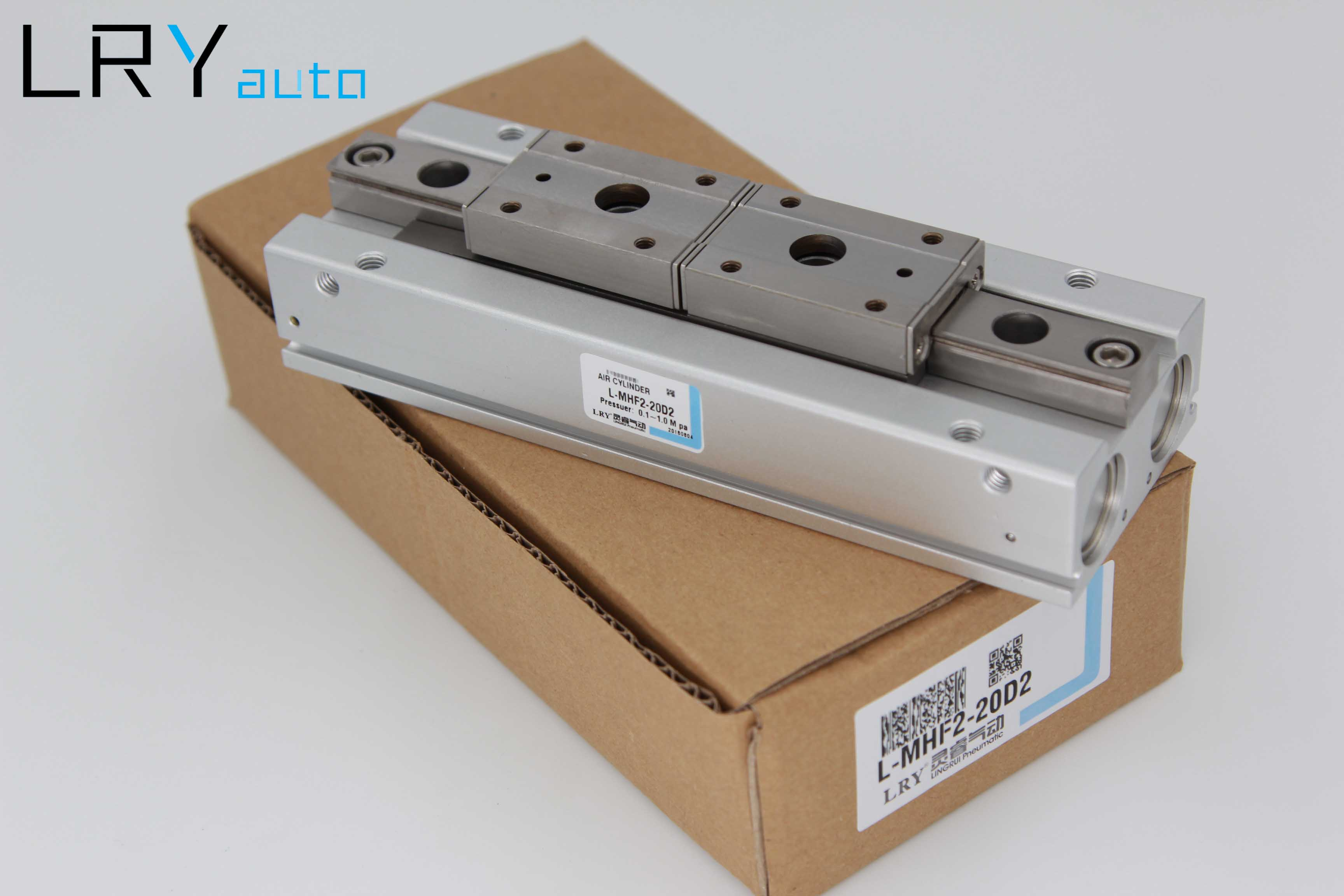 SMC Type Air Gripper/Finger Cylinder MHF2