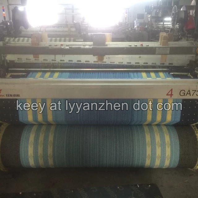 cotton polyester sofa cover fabric woven fabric