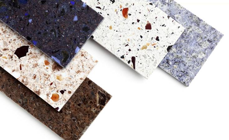 quartz slab for countertop