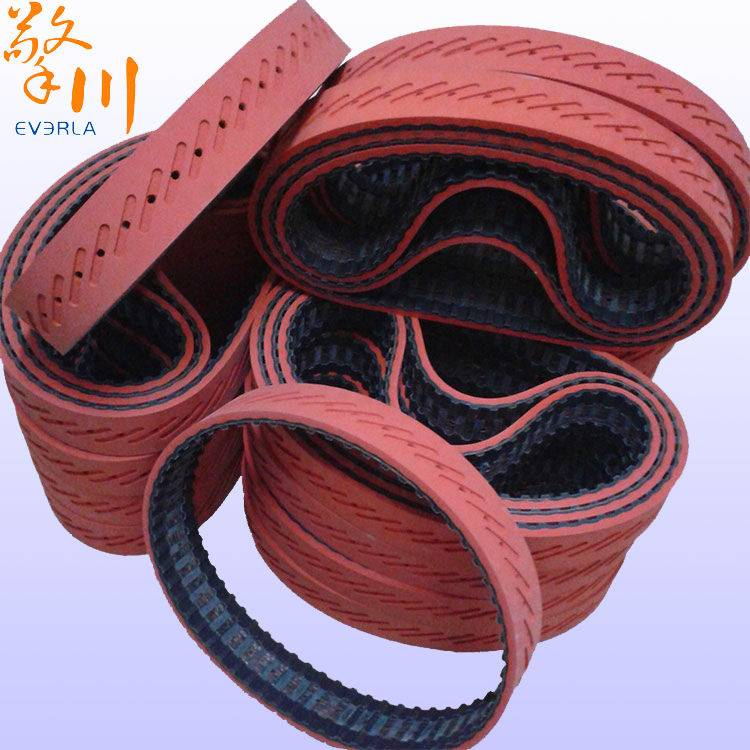 Rubber Belt Vacuum Tensile Membrane with Vertical Packaging Machine Rubber Belt Synchronous Toothed