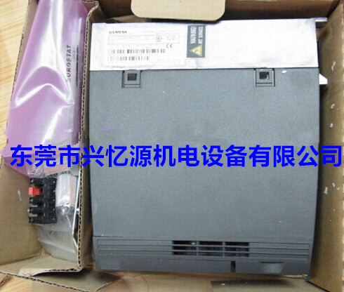 6sn1118-0dm33-0aa2 SIEMENSSIM ODRIVE 611 frequency conversion system